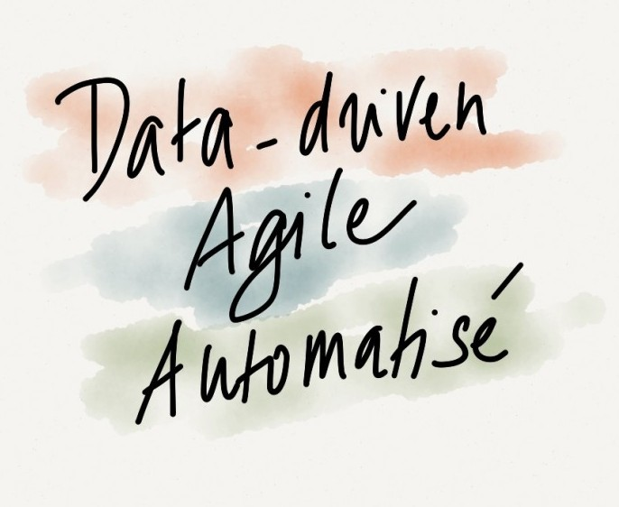 Data-driven, agile, automated marketing